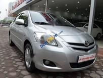 Cần bán gấp Toyota Vios E, 1.5MT 2009, màu bạc, giá tốt