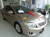Toyota Đông Sài Gòn bán Toyota Corolla altis 1.8AT đời 2008, màu nâu số tự động