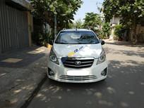 Bán xe Daewoo Matiz Groove sản xuất năm 2009, màu trắng, nhập khẩu