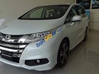 Bán ô tô Honda Odyssey 2.4 CVT AT sản xuất năm 2017, màu trắng, nhập khẩu
