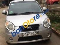 Bán Kia Morning MT sản xuất 2008, màu bạc đã đi 15000 km giá cạnh tranh