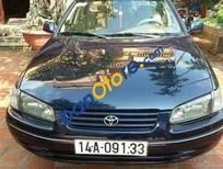 Bán xe cũ Toyota Camry MT năm 1998, màu đen