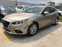 Bán ô tô Mazda 3 2.0 AT năm 2016, màu vàng, giá tốt