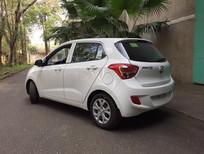 Hyundai Đà Nẵng Bán Hyundai Grand i10 2018, màu trắng, nhập khẩu CKD. Liên hệ: Mr. Tấn: 0905976950
