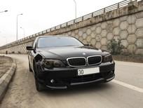 Cần bán BMW 750Li 2005, ĐK lần đầu 2007, màu đen + body Kit + chính chủ