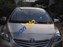 Cần bán Toyota Vios sản xuất năm 2009, màu xám, giá chỉ 330 triệu