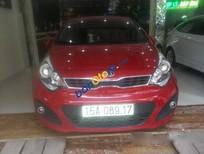 Bán xe cũ Kia Rio AT đời 2013, màu đỏ, giá tốt
