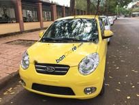 Cần bán gấp Kia Morning EX sản xuất 2009, màu vàng, giá chỉ 260 triệu