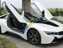 Bán BMW i8 sản xuất 2015, màu trắng, nhập khẩu nguyên chiếc