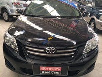 Cần bán xe Toyota Corolla altis G 2009, màu đen, 540 triệu