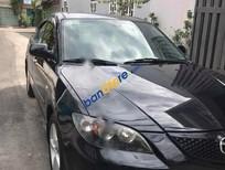 Bán Mazda 3 sản xuất 2004, màu đen, nhập khẩu chính chủ