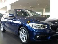 Cần bán xe BMW 1 Series 118i 2017, màu xanh lam, nhập khẩu, ưu đãi khủng, giao xe ngay, hỗ trợ giao xe theo yêu cầu