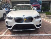 Bán xe BMW X1 sDrive18i đời 2017, màu trắng, xe nhập chính hãng, ưu đãi lớn, giao xe ngay, hỗ trợ trả góp