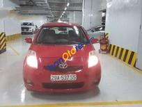 Bán xe chính chủ Toyota Yaris AT đời 2009, màu đỏ
