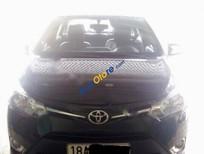 Cần bán xe cũ Toyota Vios J sản xuất 2015, màu đen số sàn