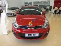 Bán Kia Rio 1.4 AT sản xuất năm 2016, màu đỏ, nhập khẩu nguyên chiếc, giá chỉ 503 triệu