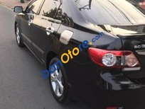 Bán xe Toyota Corolla altis 2.0 đời 2011, màu đen số tự động