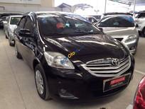 Cần bán lại xe Toyota Vios E sản xuất năm 2010, màu đen số sàn, 400tr