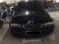 Bán xe BMW 318i đời 2002, màu đen số tự động
