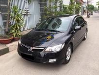 Cần bán gấp Honda Civic 1.8 năm 2011, màu đen số tự động giá cạnh tranh