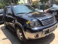 Bán xe Ford Escape 2.3L đời 2007, màu đen, 435tr