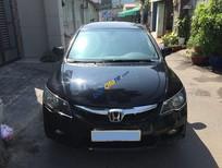 Cần bán xe Honda Civic 1.8AT sản xuất năm 2011, màu đen