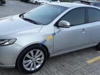 Cần bán xe cũ Kia Forte 1.6AT SX đời 2012, màu bạc