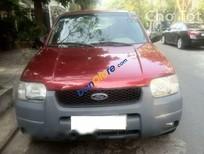 Cần bán Ford Escape 3.0 đời 2003, màu đỏ số tự động