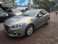 Bán Mazda 3 năm 2015, màu bạc số tự động