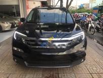 Bán xe Honda Pilot Elite 3.5 đời 2015, màu đen, nhập khẩu