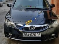 Cần bán Honda Civic 1.8AT sản xuất 2012, màu đen còn mới, giá tốt
