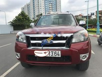 Cần bán lại xe Ford Ranger XLT sản xuất năm 2010, màu đỏ, nhập khẩu Thái số tự động, giá 375tr