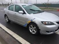 Bán xe Mazda 3 AT Sport sản xuất năm 2005, màu bạc như mới, giá tốt