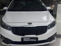Bán Kia Sedona 2017, rẻ nhất đủ màu (máy xăng + dầu), trả góp tới 80% chỉ 380tr có xe, LH: 0947.371.548