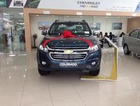 Cần bán Chevrolet Colorado LTZ 2017, màu xanh lam, xe nhập, giá chỉ 809 triệu