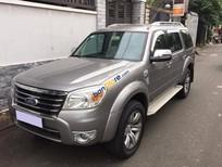 Cần bán xe cũ Ford Everest Limited 2011, màu xám (ghi)