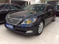 Auto Minh Luân bán ô tô Lexus LS 460L đời 2007, màu đen, nhập khẩu