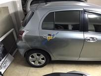 Cần bán xe Toyota Yaris AT đời 2008, màu bạc, nhập khẩu Nhật Bản, giá chỉ 395 triệu