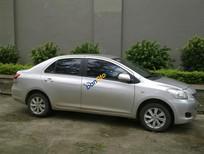 Cần bán gấp Toyota Vios sản xuất 2009, màu bạc chính chủ
