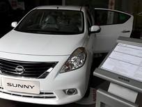 Bán Nissan Sunny XL 2017, màu trắng, mới , Nissan Hà Đông, 0968 697 828-518tr
