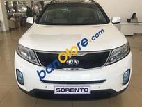 Bán Kia Sorento 2.4 GAT sản xuất năm 2017, màu trắng giá cạnh tranh