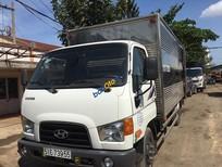 Cần bán Hyundai HD 72 3T4 thùng kín inox 304 sản xuất 2015