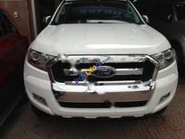 Bán Ford Ranger XLT 4x4MT năm sản xuất 2015, màu trắng, nhập khẩu