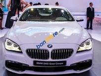 Cần bán BMW 6 Series 640i Gran Coupe sản xuất 2016, màu trắng, xe nhập