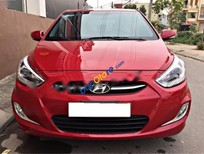Bán Hyundai Accent Blue 1.4AT đời 2015, màu đỏ, xe nhập