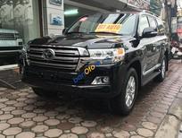 Bán xe Toyota Land Cruiser VX V8 5.7L sản xuất năm 2017, màu đen, xe nhập