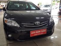 Cần bán Toyota Corolla Altis 1.8 2016, màu đen, giá tốt