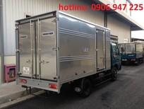 Xe tải Kia thùng kín 2,4t, xe Kia tải thùng kín chạy trong thanh phố
