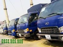 Xe tải rẻ Hyundai HD 99 thùng bạt 6.5 tấn - Mới