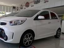 Cần bán xe Kia Morning SI1.25 sản xuất 2017, màu trắng